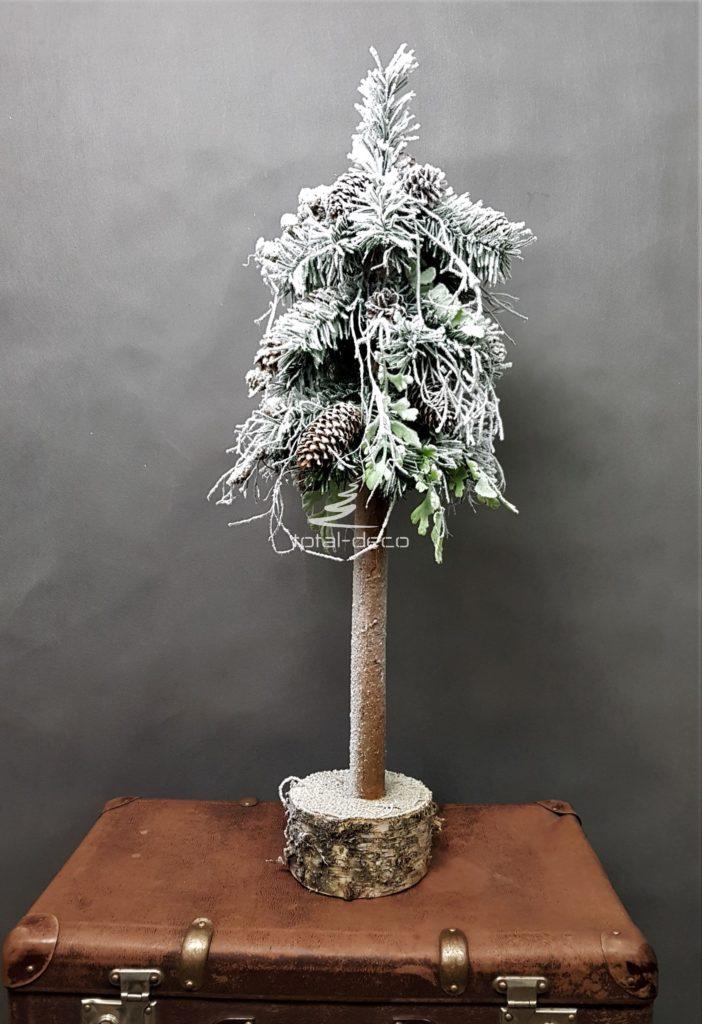 nowoczesne choinki świąteczne